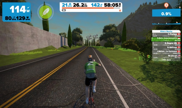 Downloading Workouts for Zwift – Espresso Cyclist
